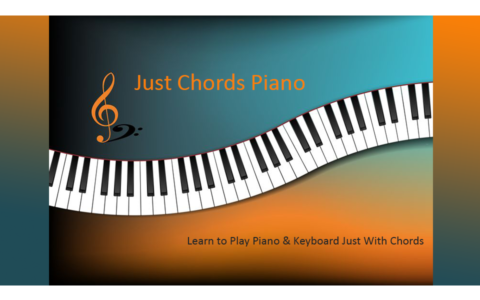just chords piano jackie clark music